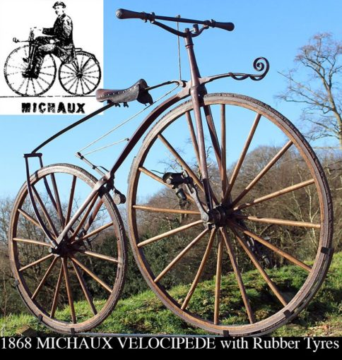1868-Michaux-Velocipede-with-Rubber-Tyres-768x810
