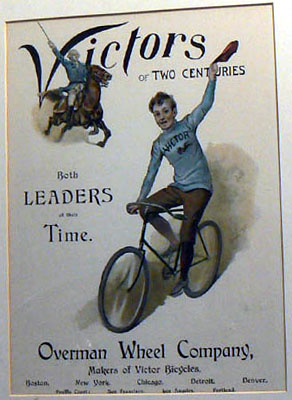 Vintage Bicycle Adverts 1800s Www Oldbike Eu