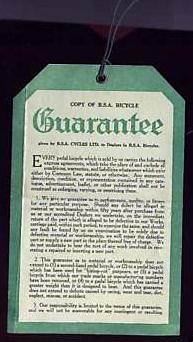 1933bsaguarantee