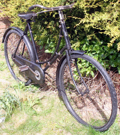 1914 Bsa Lady S Roadster Bicycle The Bsa Amp Military