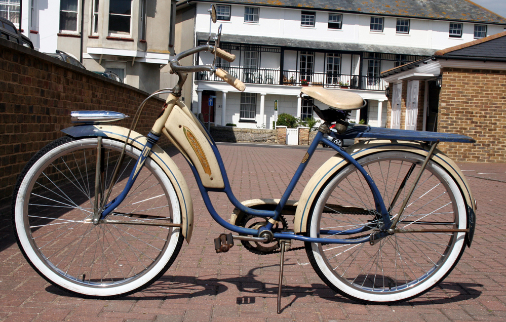 vintage roadmaster bicycle