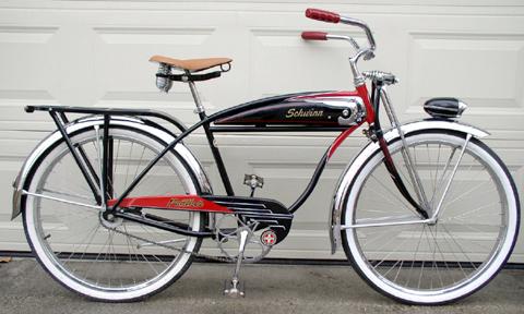 1952 Panther Herrenrad Www Oldbike Eu