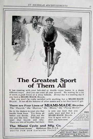 miami cycle mfg co