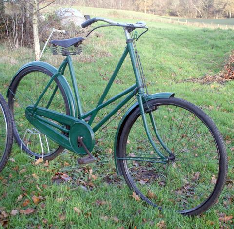 x cross bike frame