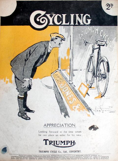 1918triumph