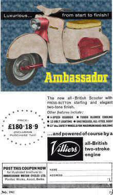 ambassador_scooter_1961_advert