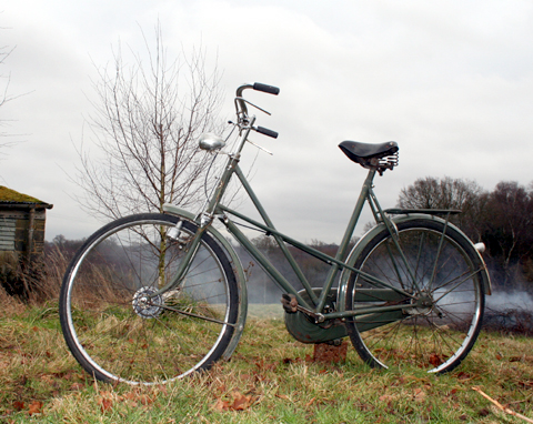Dating a gazelle bicycle