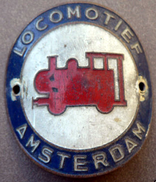 locomotiefbadge