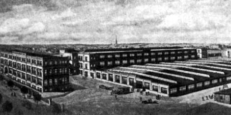 Presto Werke, Chemnitz, 1910