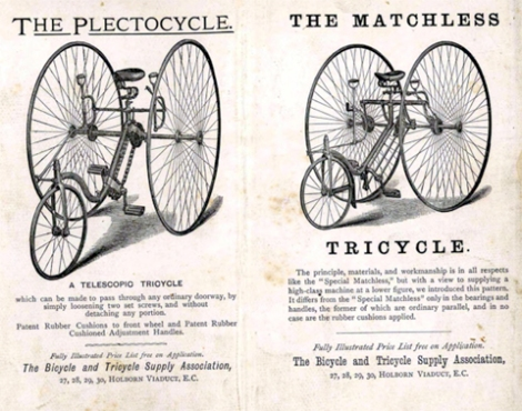 1plectocycle