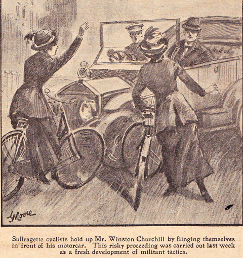 How The Bicycle Emancipated Women 2