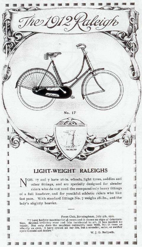 1912raleigh
