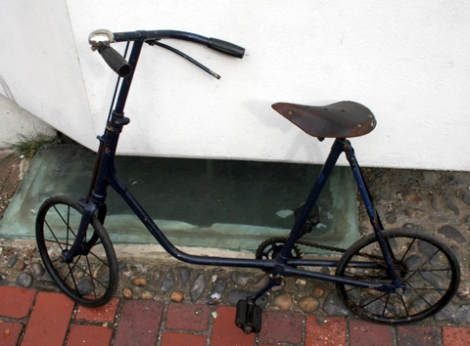 1920s Colson Child S Fairy Bicycle Www Oldbike Eu