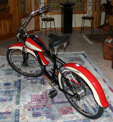 1999 Dyno/GT Mooneyes Cruiser | www Oldbike eu