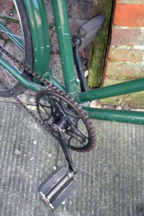 Royal Enfield Bicycle Frame Numbers