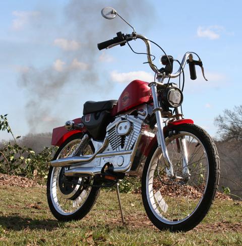 1994 Amf Roadmaster Harley Davidson Sportster Www Oldbike Eu