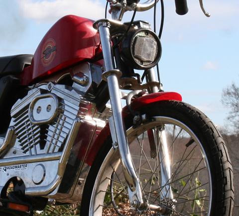 Roadmaster Harley Davidson Sportster Bicycle Parts