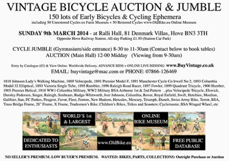 BuyVintage Auction 9 March 2014 Brighton